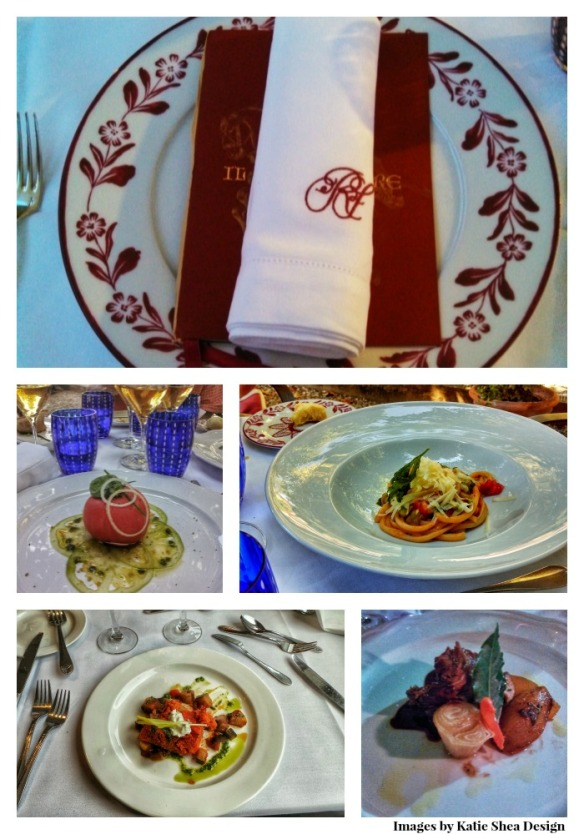 IlFalconiere Food Collage