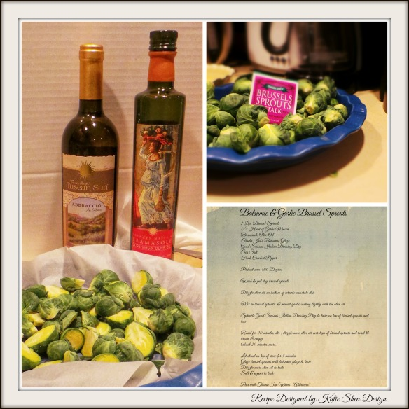 Recipe Designed by Katie Shea Design