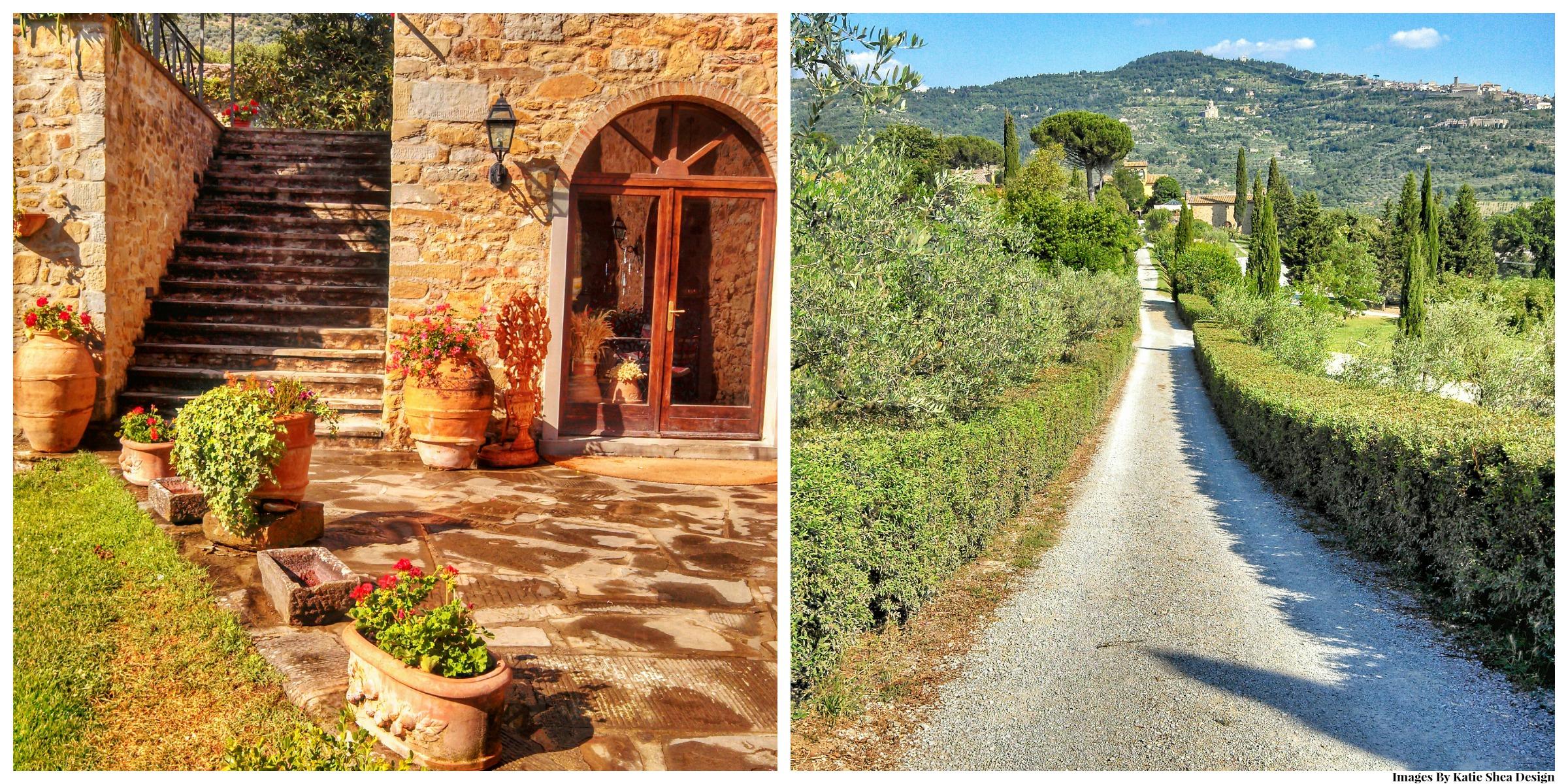 Under the tuscan sun invitation party invitations ideas