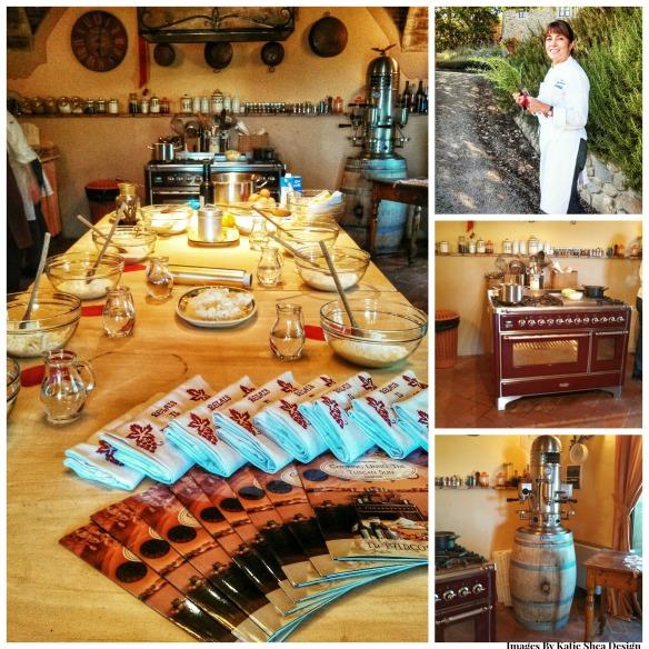 The Tuscan Sun Cooking School
