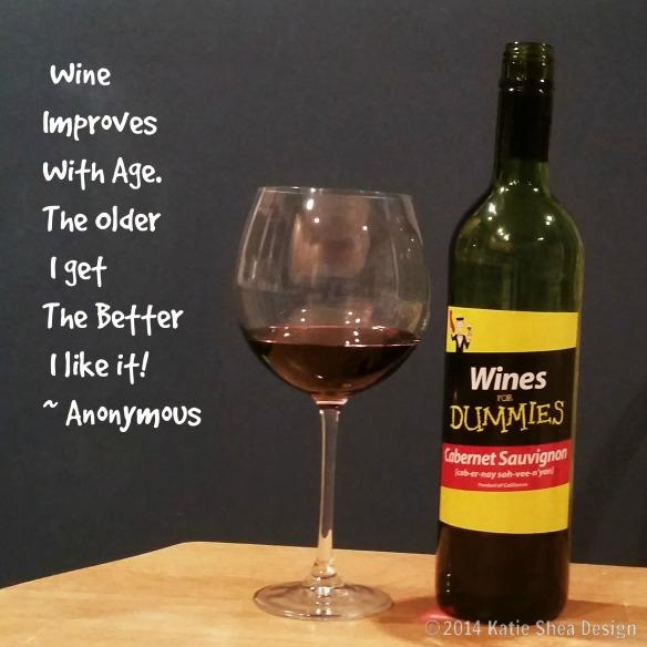 Wine For Dummies shot b katie shea design by a Samsung GalaxyS5 VZWBuzz