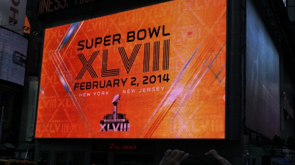 Hello SuperBowl BLVD