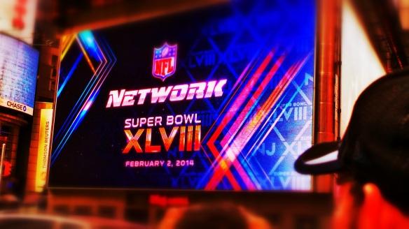 14. Network SuperBowl XLVIII