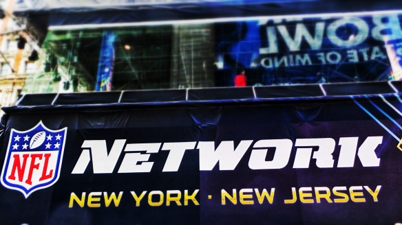 6. NFL Network NY and  NJ