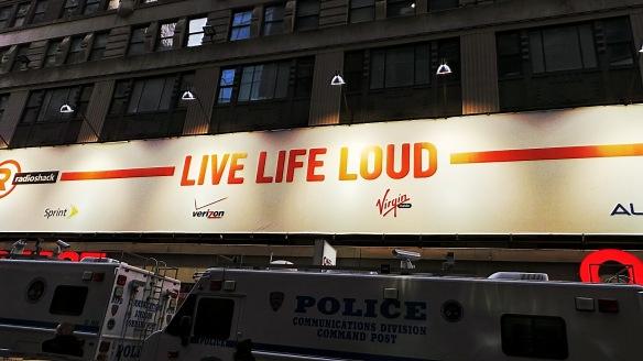 8. Live Life Loud