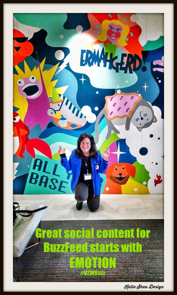 Great Social Content for Buzzfeed Starts with EMOTION