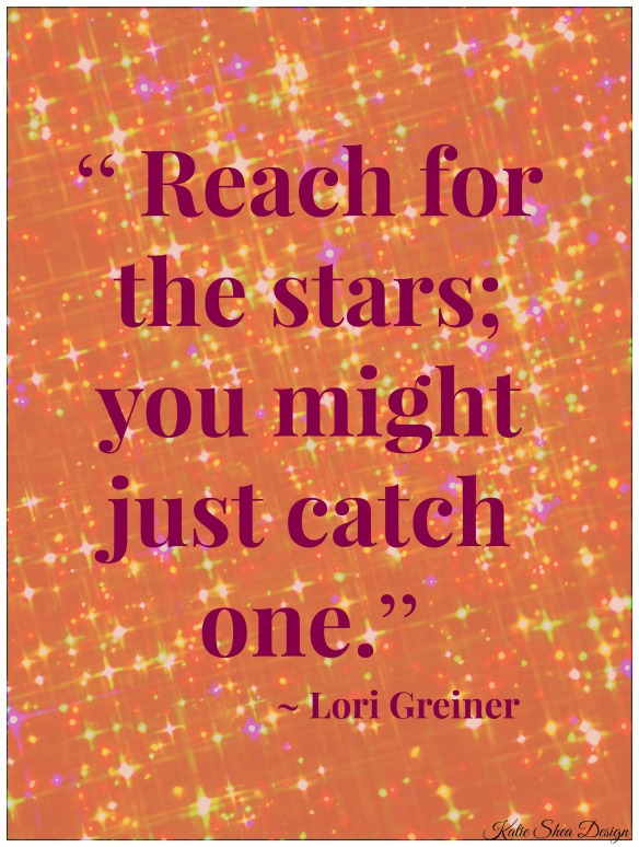 Reach For The Stars... Quote