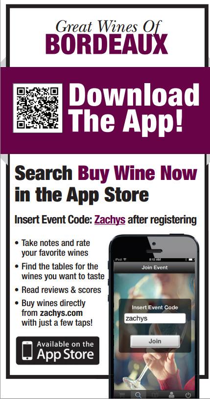 Zachys wine app