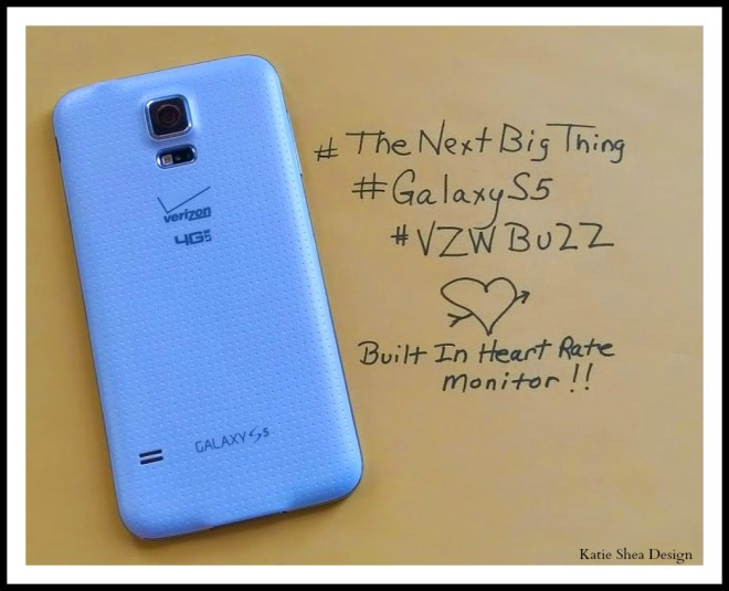 Samsung Galaxy 5S The Next Big thing #VZWBuzz