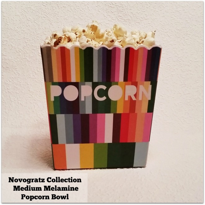 Novogratz Collection Medium Melamine Popcorn Bowl image by Katie Shea Design c 2014