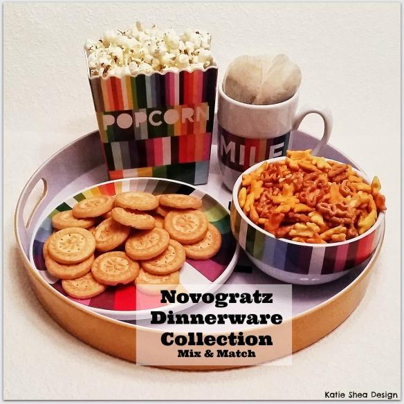 Novogratz Dinnerware Collection Mix & Match image by Katie Shea Design
