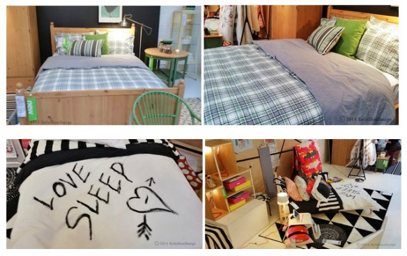 Ikea 2015 Catalog IKEAcatalog Comforters, Duvets and A canvas to Design  Credit Katie Shea Design