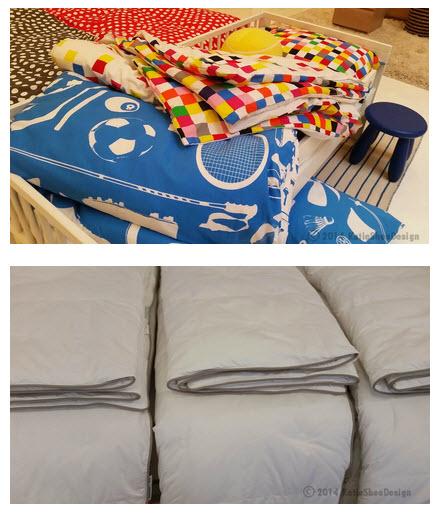 Ikea 2015 Catalog IKEAcatalog Comforters, Duvets Photo Credit Katie Shea Design