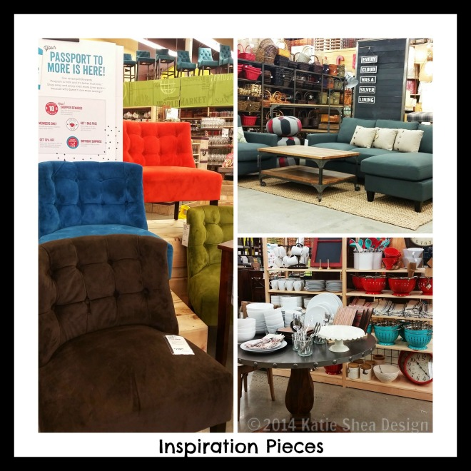 Inspiration Pieces from World Market Livingston NJ  #WorldMarket_NJ  photo credit Katie Shea Design