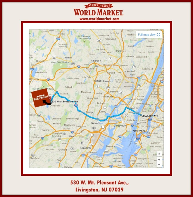 NorthEast World Market Location address