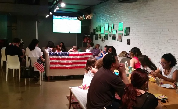 Soccer Fever VZWBuzz party
