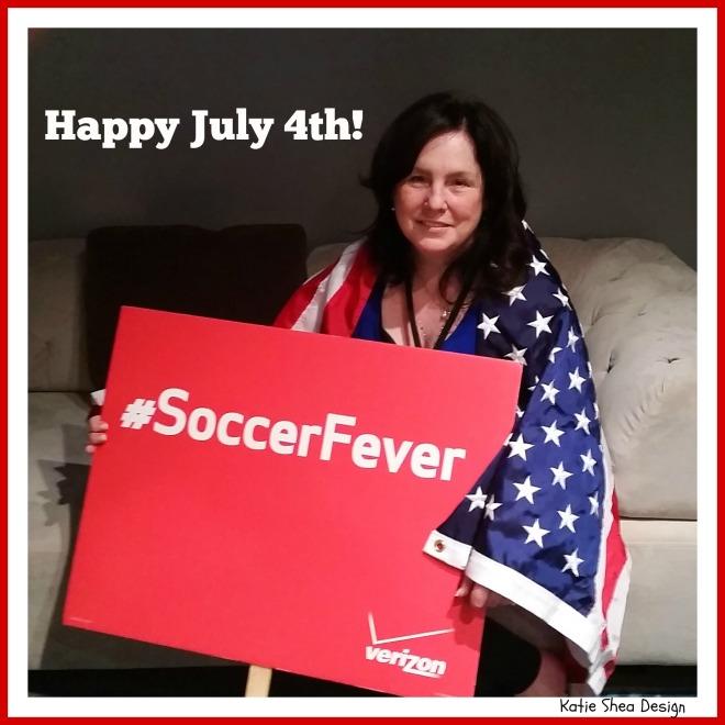 SoccerFever VZWBuzz Katie Shea Design