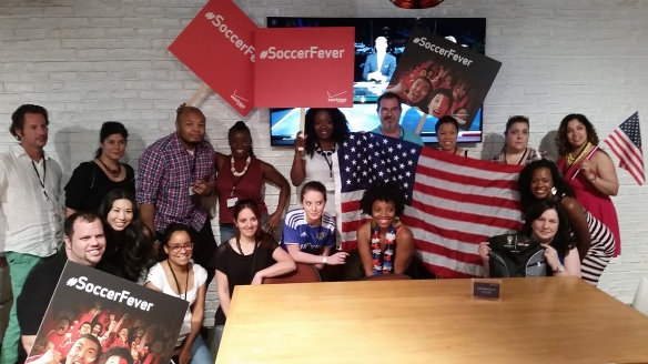 SoccerFever VZWBuzz Team