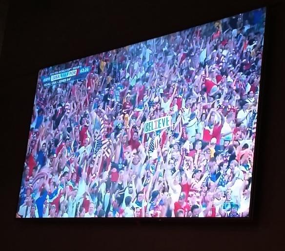World Cup Soccer Fever US Fans