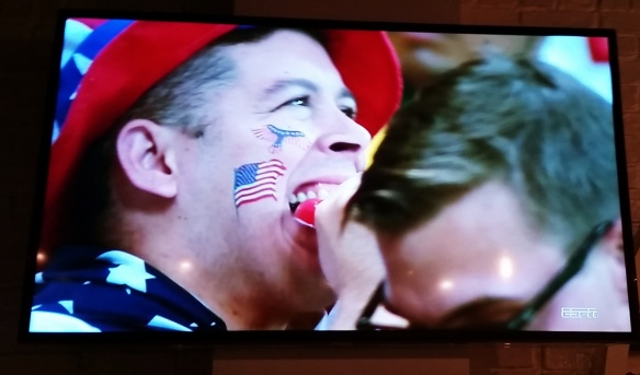 World Cup US Fans