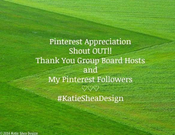 Pinterest Appreciation