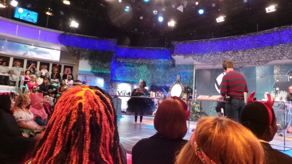 5.  Whoopi Goldberg on the View's Halloween show.  Can you guess her costume shot by KatieSheaDesign