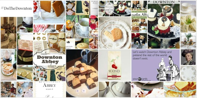 DoTheDownton Pinterest Board do the downton by katie shea design