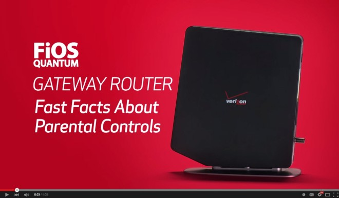 Verizon Gateway router guest Controls etc..