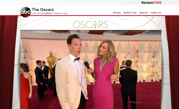 Oscars Interview