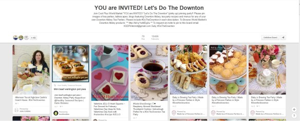 Pinterest Katie Shea Design DoThe Downton with World Market