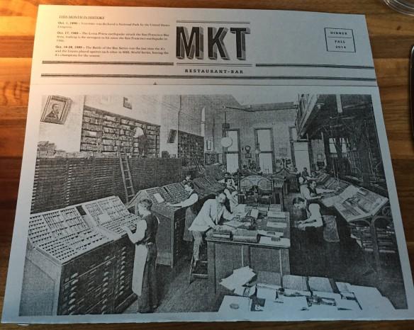 MKT Restaurant San Francisco Image by Katie Shea Design 2