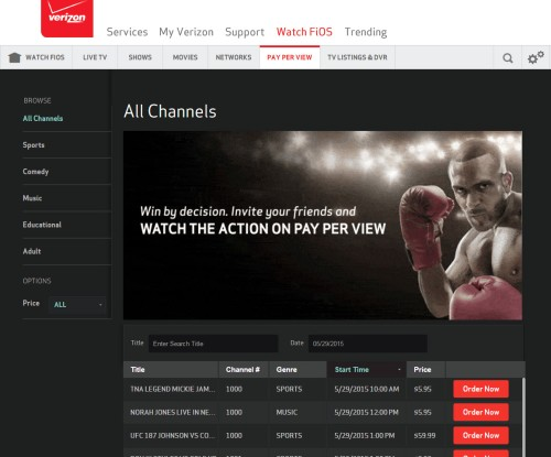 Verizon Pay Per View Katie Shea Design LifeOnFiOS
