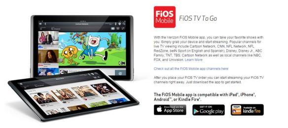 FiOS TV ToGo