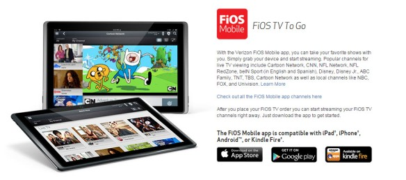 Watch Verizon FiOS TV Anywhere – Even Without A TV