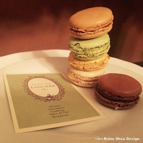 Luduree Macarons Image shot with iPhone6 by Katie Shea Design VZWBuzz c2015