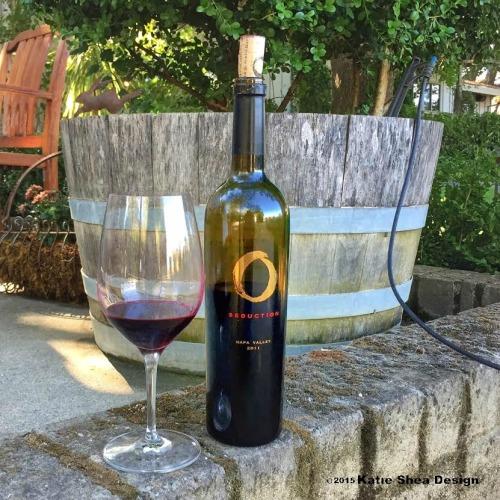 O'Brien Estate Winery Seduction Image shot w iPhone6 by Katie Shea Design VZWBuzz c2015