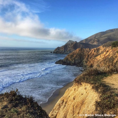Pacific Coast Highway CA Image shot with iPhone6 by Katie Shea Design VZWBuzz c2015