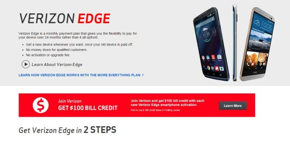 Verizon Edge Program  Katie Shea Design VZWBuzz