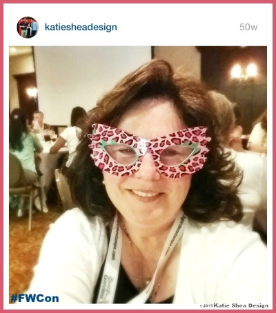Kathleen DeCosmo of Katie Shea Design attended Food and Wine conference #FWCon
