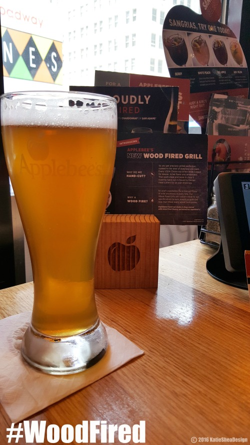 Pairing a Sam Adams Brew with Applebees new woodfired grilled menu image shot by Kathleen Decosmo KatieSheaDesign Applebees 50t (6) 2016