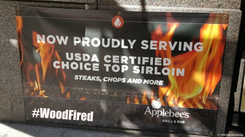 Applebees new woodfired grilled menu image shot by Kathleen Decosmo KatieSheaDesign Applebees 50th BWay NYC ad (7) 2016