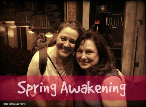 Camryn Manheim and Kathleen DeCosmo image shot by Kathleen DeCosmo KatieSheaDesign VZWBuzz LifeOnFiOS 2016